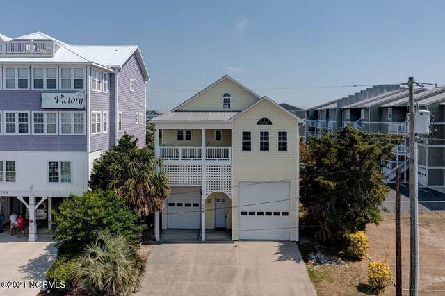 204 Fayetteville Avenue, Carolina Beach, NC 28428 (MLS #100273883) :: RE/MAX Elite Realty Group