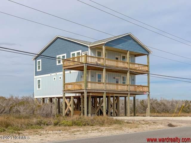 1301 New River Inlet Road, North Topsail Beach, NC 28460 (MLS #100273890) :: Shapiro Real Estate Group