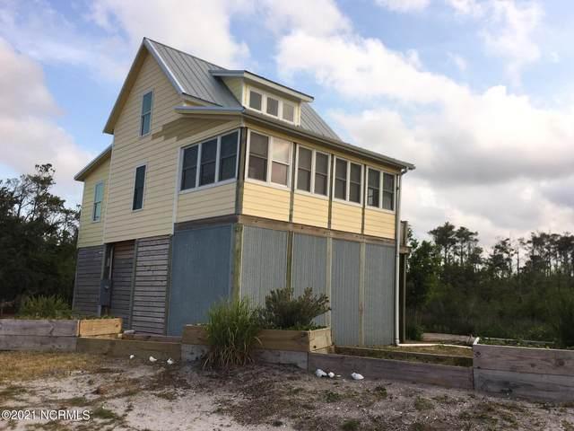 105 Sandy Landing Road, Cedar Island, NC 28520 (MLS #100273914) :: Lynda Haraway Group Real Estate