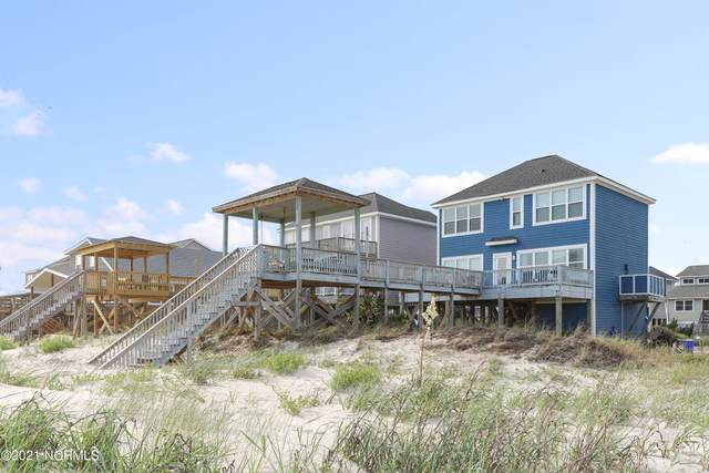 2229 E Beach Drive, Oak Island, NC 28465 (MLS #100273918) :: Coldwell Banker Sea Coast Advantage