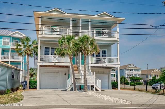 1214 S Lake Park Boulevard Unit 2, Carolina Beach, NC 28428 (MLS #100273932) :: Aspyre Realty Group | Coldwell Banker Sea Coast Advantage