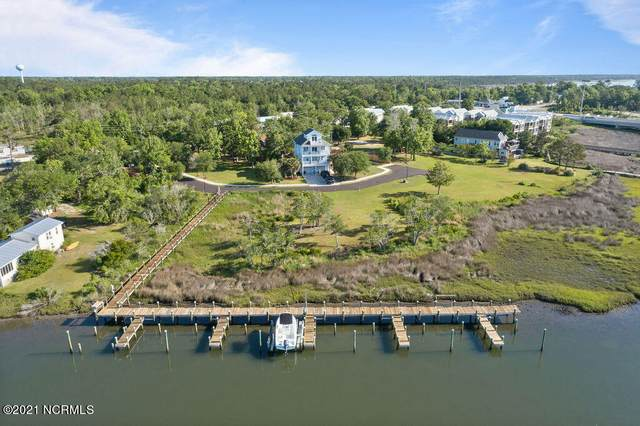 8 Diamond Point Court, Surf City, NC 28445 (MLS #100273944) :: The Oceanaire Realty