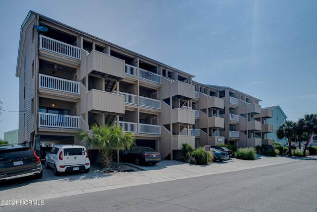 1600 Canal Drive A-12, Carolina Beach, NC 28428 (MLS #100273956) :: Vance Young and Associates
