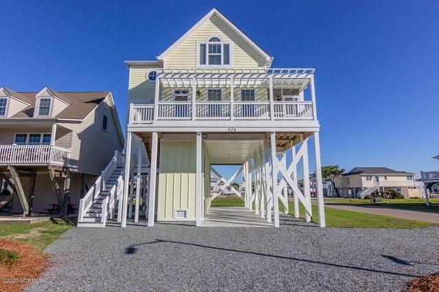 426 Ocean Boulevard W, Holden Beach, NC 28462 (MLS #100273983) :: Carolina Elite Properties LHR