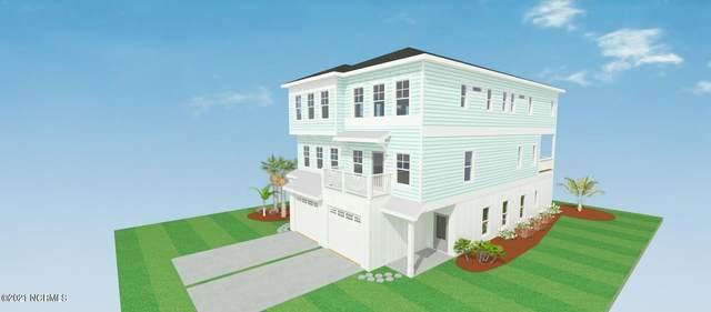 1310 Snapper Lane #1, Carolina Beach, NC 28428 (MLS #100274016) :: Courtney Carter Homes