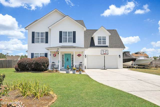 219 Twin Oaks Drive, Hampstead, NC 28443 (MLS #100274039) :: The Tingen Team- Berkshire Hathaway HomeServices Prime Properties
