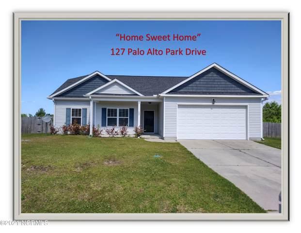 127 Palo Alto Park Drive, Maysville, NC 28555 (MLS #100274063) :: The Legacy Team
