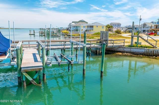 Slip 1 Carolina Boulevard, Topsail Beach, NC 28445 (MLS #100274067) :: RE/MAX Elite Realty Group
