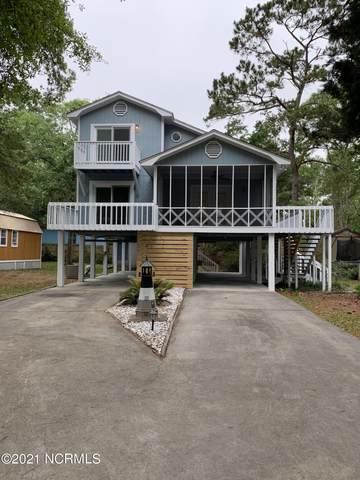 133 NW 22nd Street, Oak Island, NC 28465 (MLS #100274073) :: RE/MAX Essential