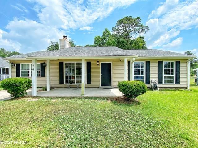 114 Wedgewood Drive, Jacksonville, NC 28546 (MLS #100274089) :: Donna & Team New Bern