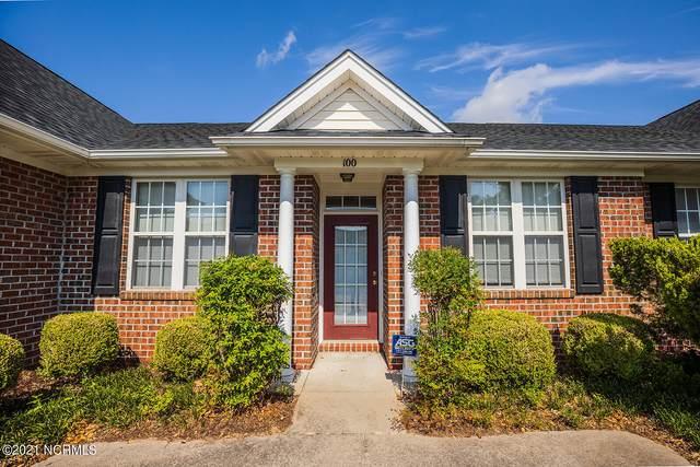 5006 Carleton Drive #100, Wilmington, NC 28403 (MLS #100274127) :: Holland Shepard Group