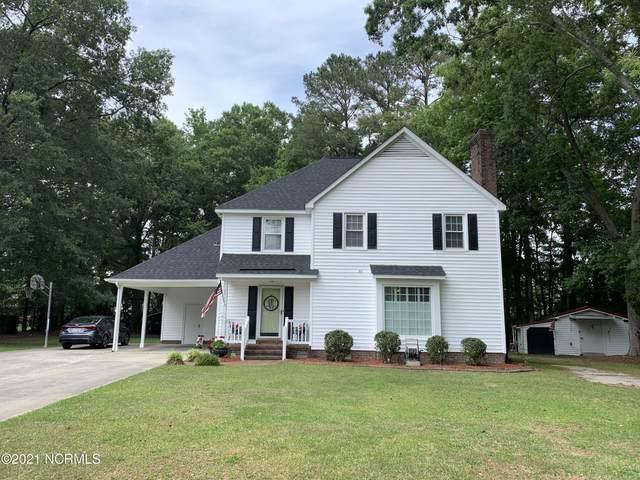 2905 Colonial Circle, Kinston, NC 28504 (MLS #100274137) :: Vance Young and Associates