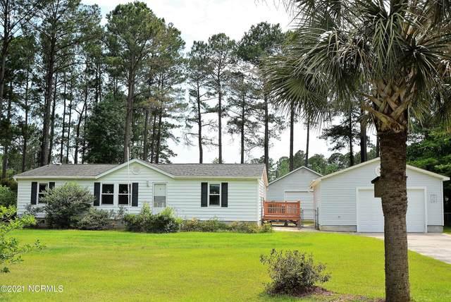 203 Ridge Crest Drive, Peletier, NC 28584 (MLS #100274178) :: Coldwell Banker Sea Coast Advantage