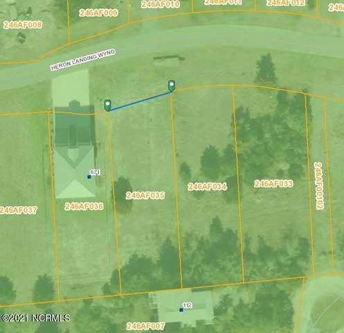 3 Heron Landing, Holden Beach, NC 28462 (MLS #100274183) :: Carolina Elite Properties LHR