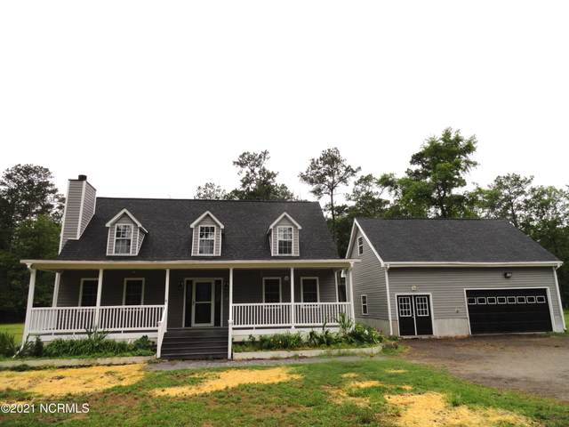 281 Becton Road, Havelock, NC 28532 (MLS #100274185) :: Courtney Carter Homes