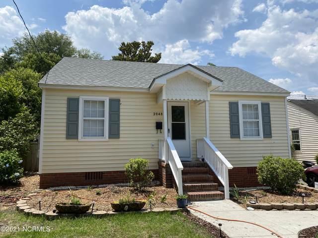 2048 Monroe Street, Wilmington, NC 28401 (MLS #100274227) :: RE/MAX Essential