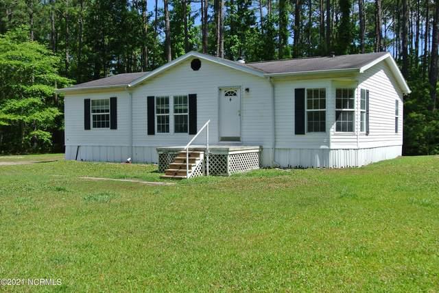 520 Firetower Road, Beaufort, NC 28516 (MLS #100274230) :: CENTURY 21 Sweyer & Associates