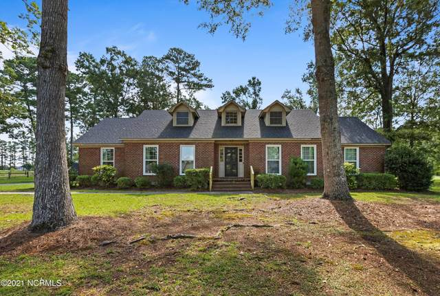 123 Rock Creek Drive S, Jacksonville, NC 28540 (MLS #100274238) :: Courtney Carter Homes