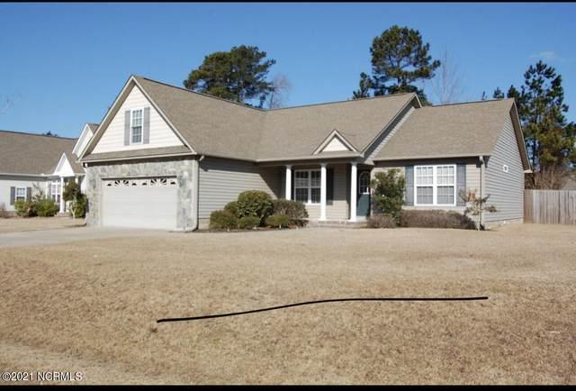 112 Frost Court, New Bern, NC 28560 (MLS #100274241) :: Courtney Carter Homes