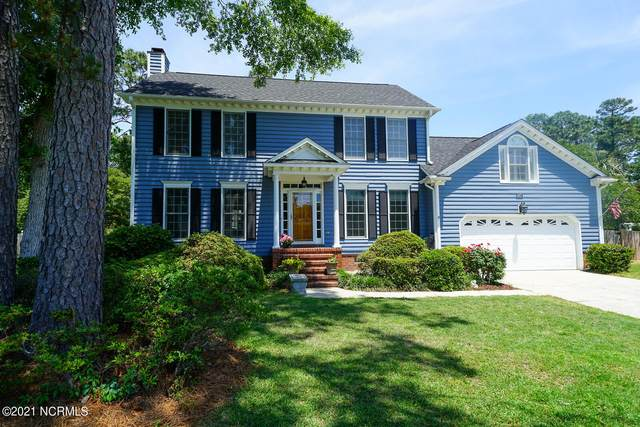 4917 Northeaster Drive, Wilmington, NC 28409 (MLS #100274256) :: Vance Young and Associates