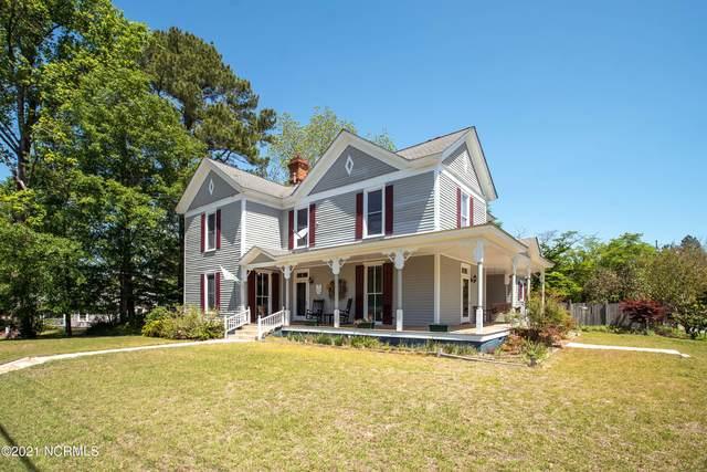 214 SE Fourth Street, Snow Hill, NC 28580 (MLS #100274269) :: CENTURY 21 Sweyer & Associates