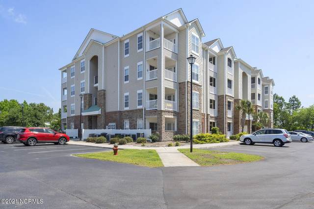 200 Gateway Condos Drive #246, Surf City, NC 28445 (MLS #100274283) :: The Tingen Team- Berkshire Hathaway HomeServices Prime Properties