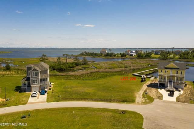 519 Sanders Lane, Newport, NC 28570 (MLS #100274288) :: The Tingen Team- Berkshire Hathaway HomeServices Prime Properties