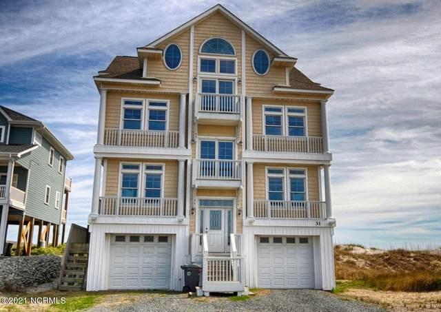 31 Porpoise Place, North Topsail Beach, NC 28460 (MLS #100274309) :: RE/MAX Essential