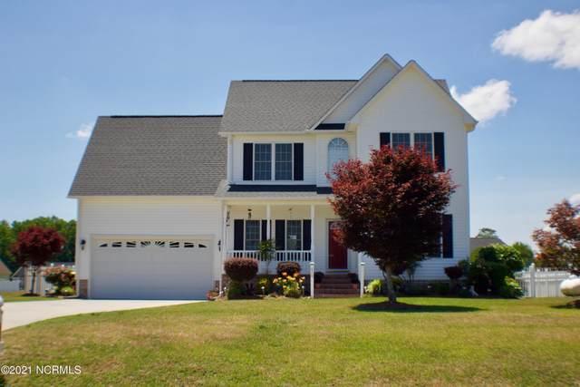 828 Glen Abbey Drive, Greenville, NC 27858 (MLS #100274333) :: Berkshire Hathaway HomeServices Prime Properties