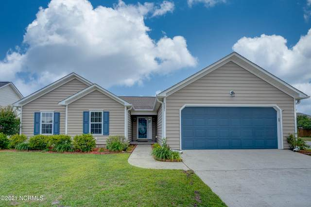 7221 Grizzly Bear Court, Wilmington, NC 28411 (MLS #100274394) :: David Cummings Real Estate Team