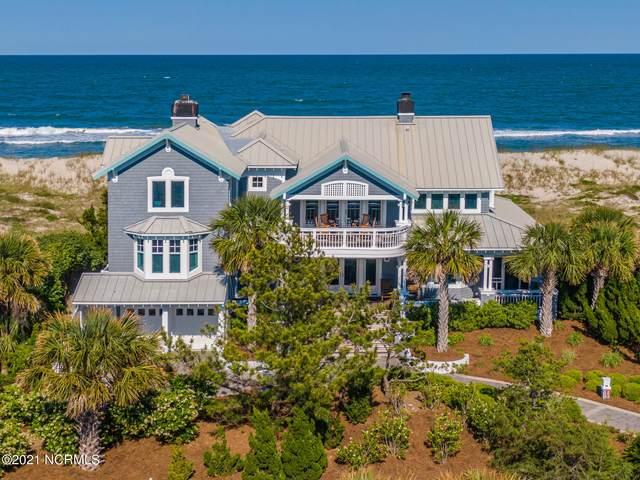 15 E Beach Drive, Bald Head Island, NC 28461 (MLS #100274407) :: CENTURY 21 Sweyer & Associates