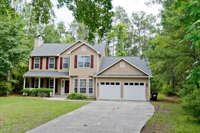 160 Longwood Drive, Stella, NC 28582 (MLS #100274420) :: Courtney Carter Homes