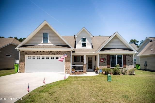 303 Falcon Bridge Drive, New Bern, NC 28560 (MLS #100274479) :: The Tingen Team- Berkshire Hathaway HomeServices Prime Properties