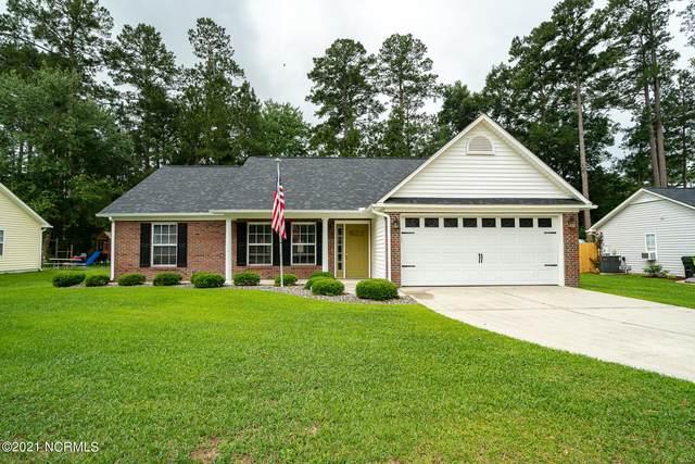 113 Derby Park Avenue, New Bern, NC 28562 (MLS #100274496) :: The Tingen Team- Berkshire Hathaway HomeServices Prime Properties