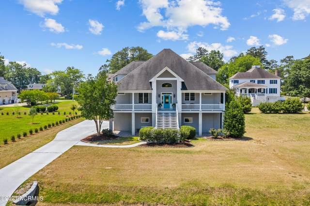 511 College Avenue, Washington, NC 27889 (MLS #100274590) :: Berkshire Hathaway HomeServices Prime Properties