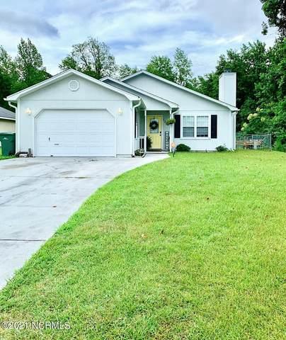 125 Foxlair Drive, Hubert, NC 28539 (MLS #100274592) :: David Cummings Real Estate Team