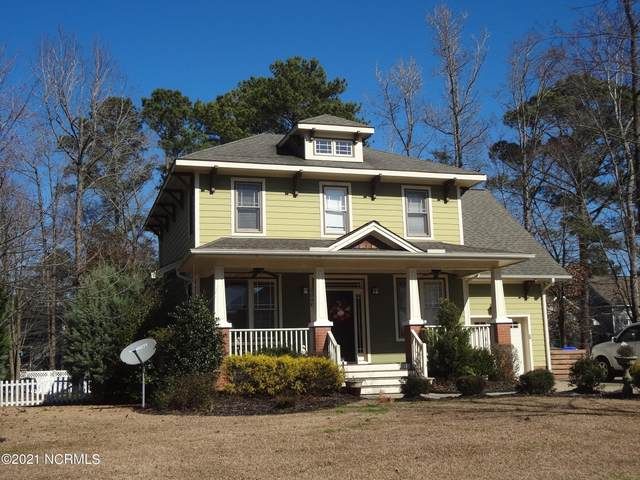 1008 Trinity Drive, Greenville, NC 27834 (MLS #100274605) :: Carolina Elite Properties LHR
