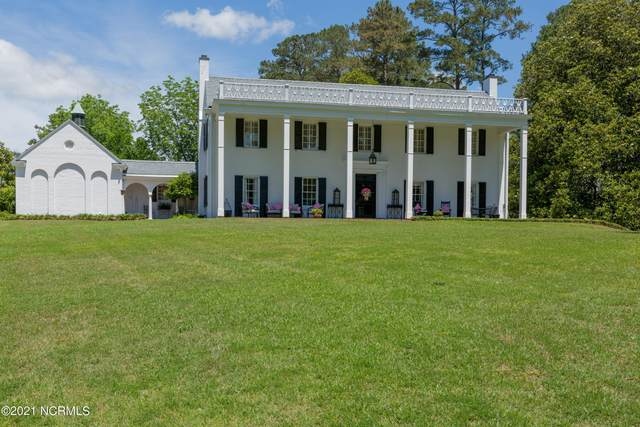 1009 Harvey Circle, Kinston, NC 28501 (MLS #100274643) :: Berkshire Hathaway HomeServices Prime Properties