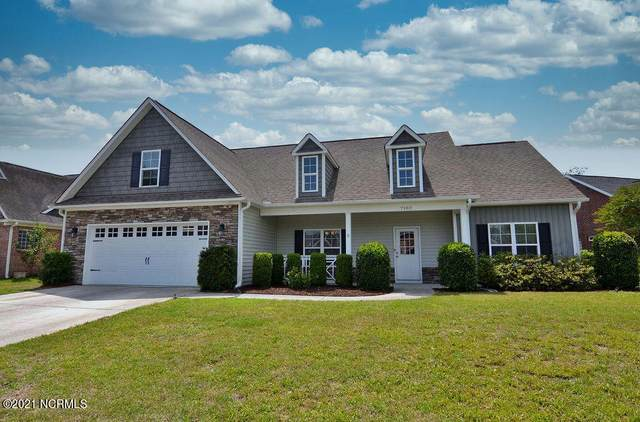 7102 Brittany Lakes Drive, Wilmington, NC 28411 (MLS #100274659) :: RE/MAX Essential