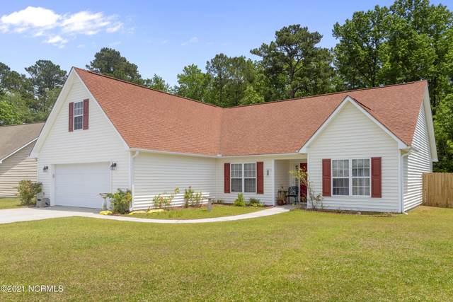 164 Macdonald Boulevard, Havelock, NC 28532 (MLS #100274662) :: RE/MAX Essential