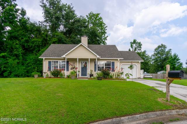 519 Crissy Drive, Jacksonville, NC 28540 (MLS #100274677) :: Aspyre Realty Group | Coldwell Banker Sea Coast Advantage
