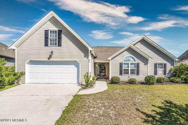 806 Torchwood Boulevard, Wilmington, NC 28411 (MLS #100274681) :: David Cummings Real Estate Team
