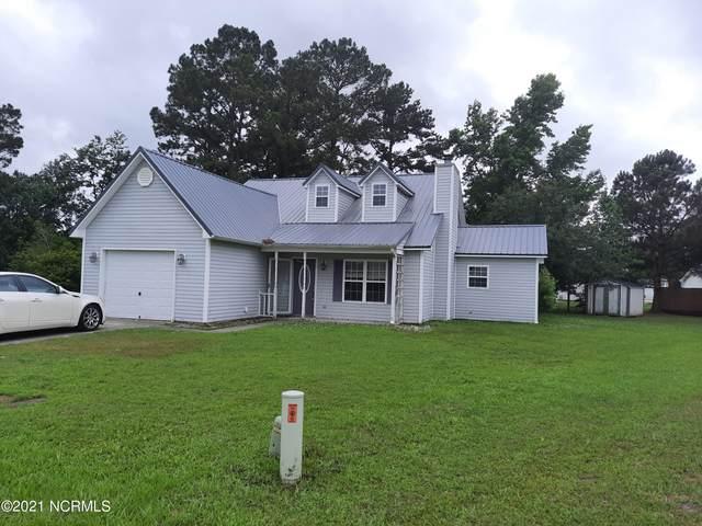 109 Quarterhorse Lane, Jacksonville, NC 28546 (MLS #100274703) :: RE/MAX Elite Realty Group