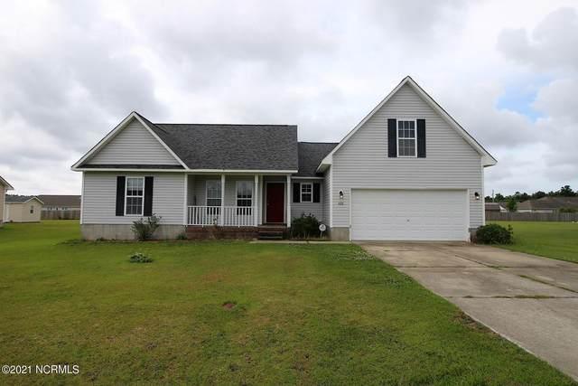 480 Godette School Road, Havelock, NC 28532 (MLS #100274714) :: RE/MAX Elite Realty Group