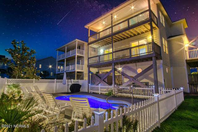 2019 N Shore Drive, Surf City, NC 28445 (MLS #100274722) :: The Oceanaire Realty