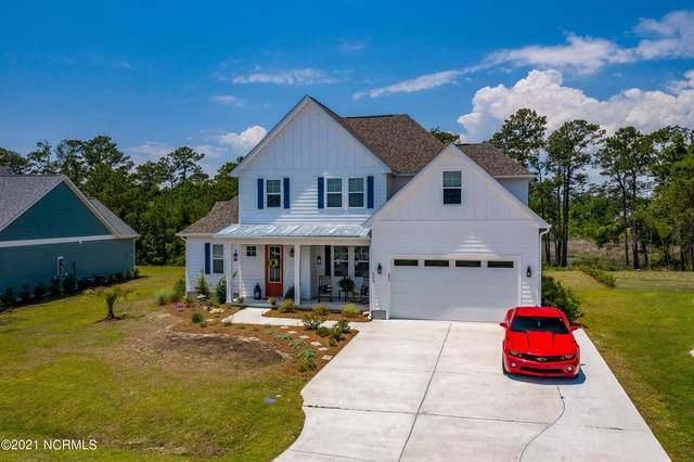 422 Lanyard Drive, Newport, NC 28570 (MLS #100274742) :: The Tingen Team- Berkshire Hathaway HomeServices Prime Properties