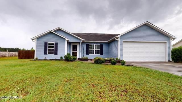 215 Cherry Blossom Drive, Richlands, NC 28574 (MLS #100274800) :: Barefoot-Chandler & Associates LLC