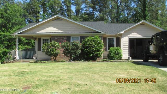 2026 Hunters Ridge Drive, Midway Park, NC 28544 (MLS #100274810) :: Vance Young and Associates