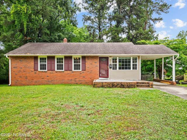 400 Hickory Court, Jacksonville, NC 28540 (MLS #100274813) :: Courtney Carter Homes