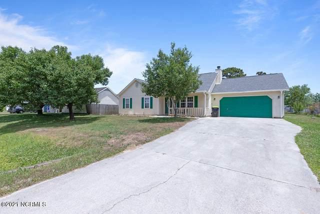 108 Glenwood Drive, Hubert, NC 28539 (MLS #100274815) :: Watermark Realty Group
